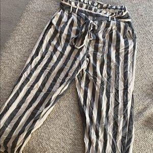 American eagle elastic pants